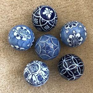 Pier 1 Imports Ceramic Balls